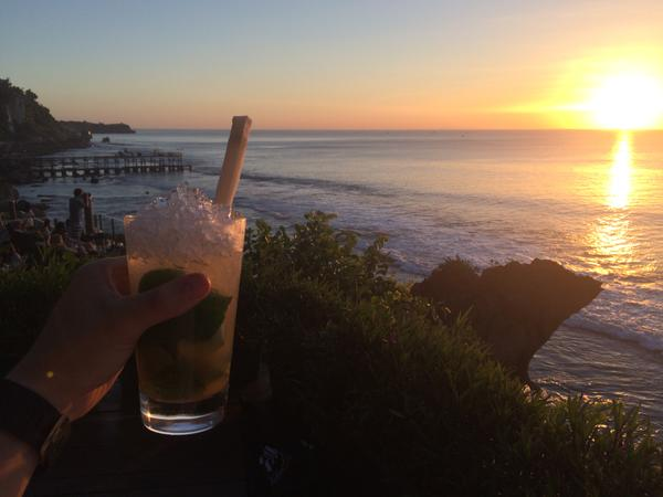 Beers, Sunset and Passive Income
